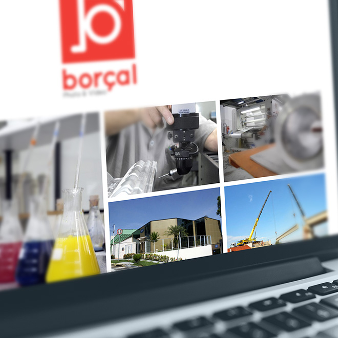 Site Borçal Photo & Vídeo