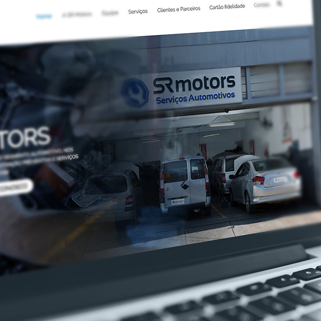 Site SR Motors